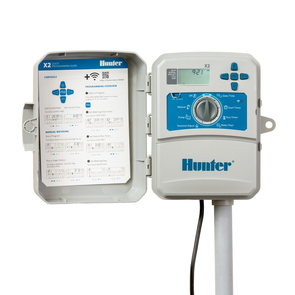 Hunter X2 8 Station Outdoor WiFi Capable Controller