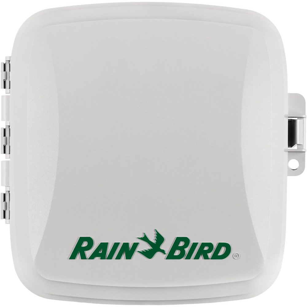Rain Bird ESP-TM2 12 Station Outdoor Controller WIFI LNK Ready - Door Closed