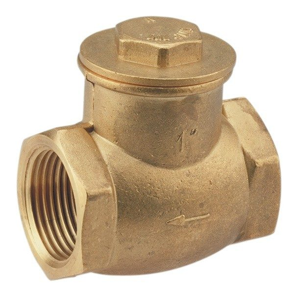 Swing Check Valve Brass 15mm