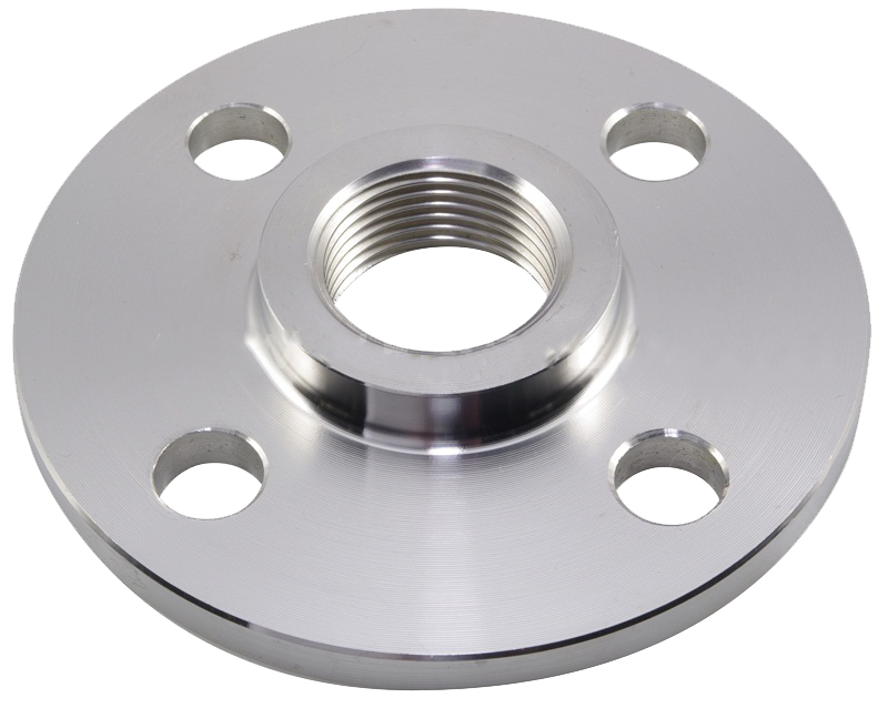 80mm Screwed Flange Table D/E SS