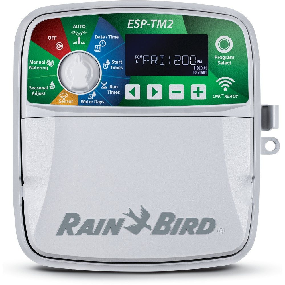 Rain Bird ESP-TM2 8 Station Outdoor Controller WIFI LNK Ready