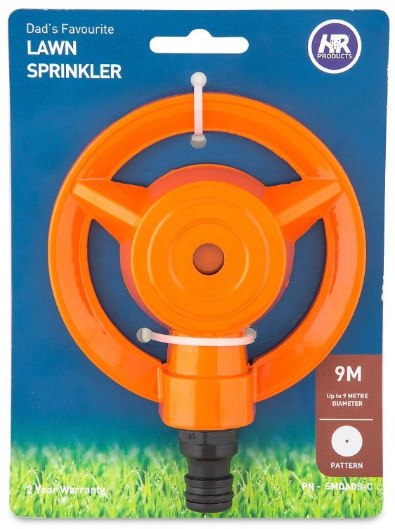 Orbit Dads Favourite Lawn Sprinkler (Capital)