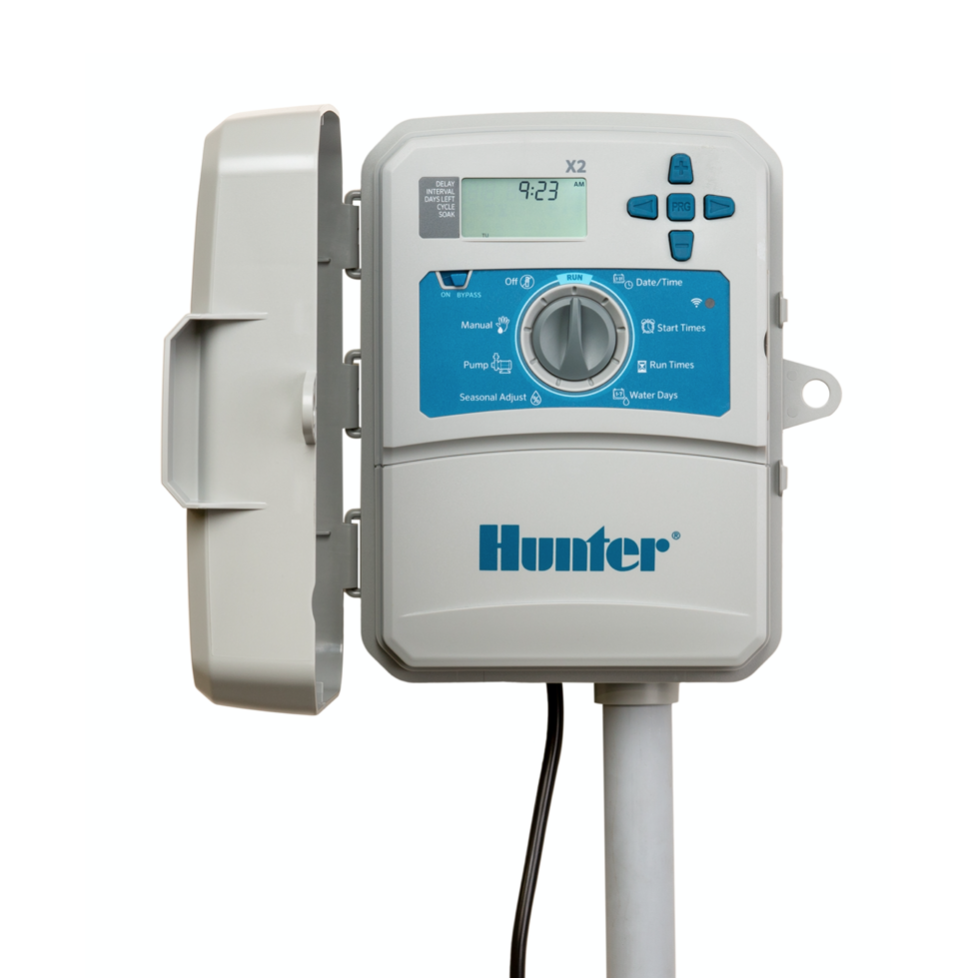 Hunter X2 6 Station Outdoor WiFi Capable Controller