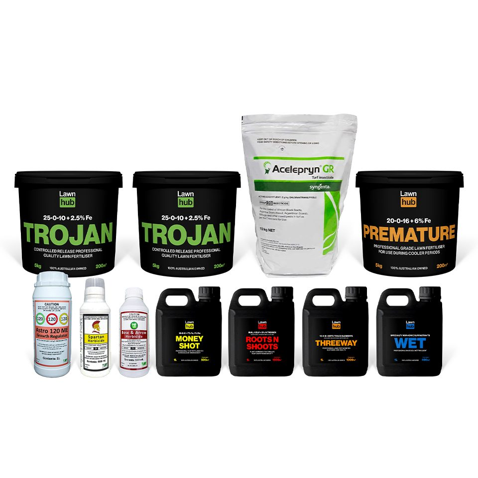 Lawnhub Full Load Pack