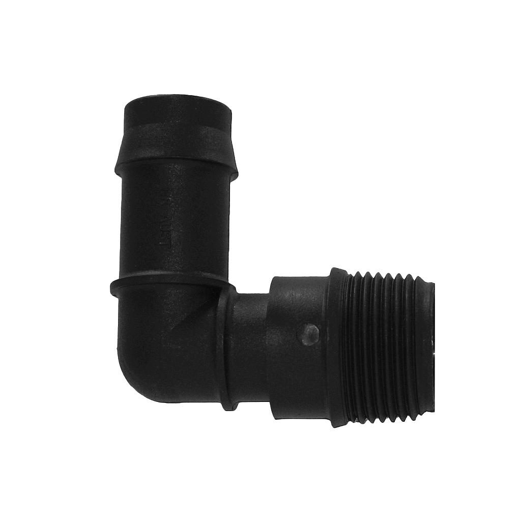 E34G34M 19Px20mmMi Poly Elbow