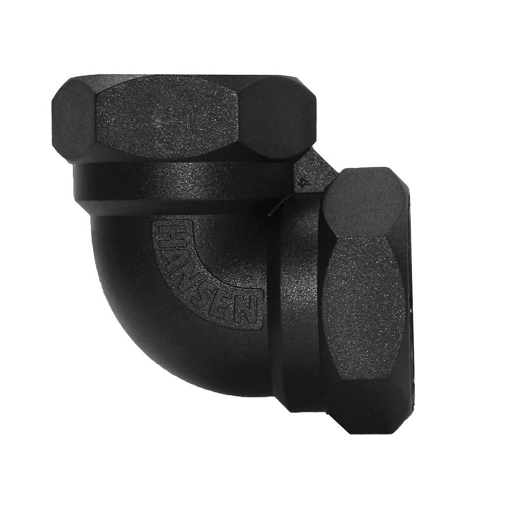 Poly Elbow Screwed Fi 50mm