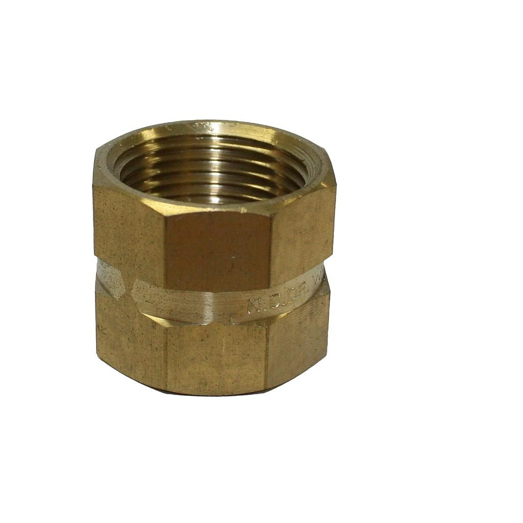 Brass Socket 25mm