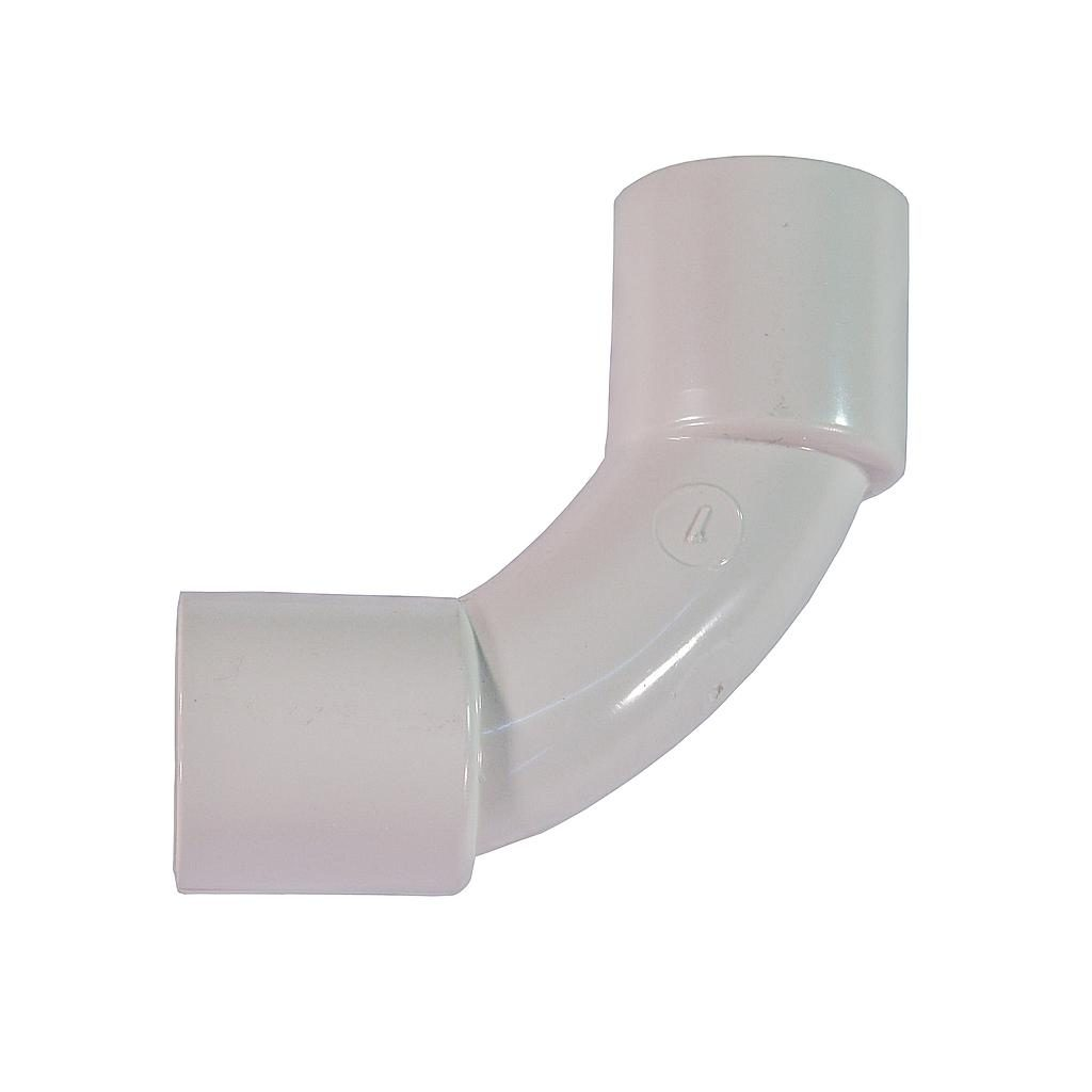 Conduit Elbow 20mm 90D
