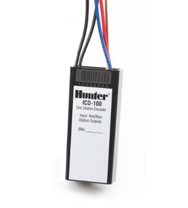 Hunter ICD-100 1Station Decoder