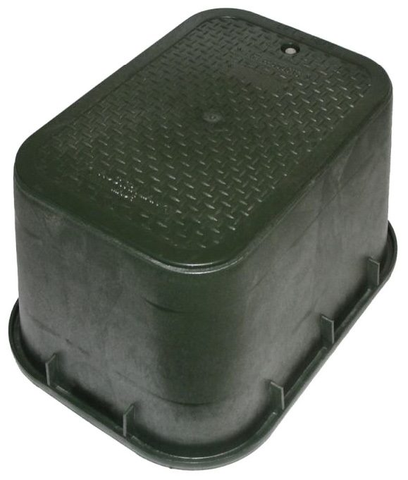 HR Valve Box 305 x 435 Rec. HD 300 Deep 1419-12VB