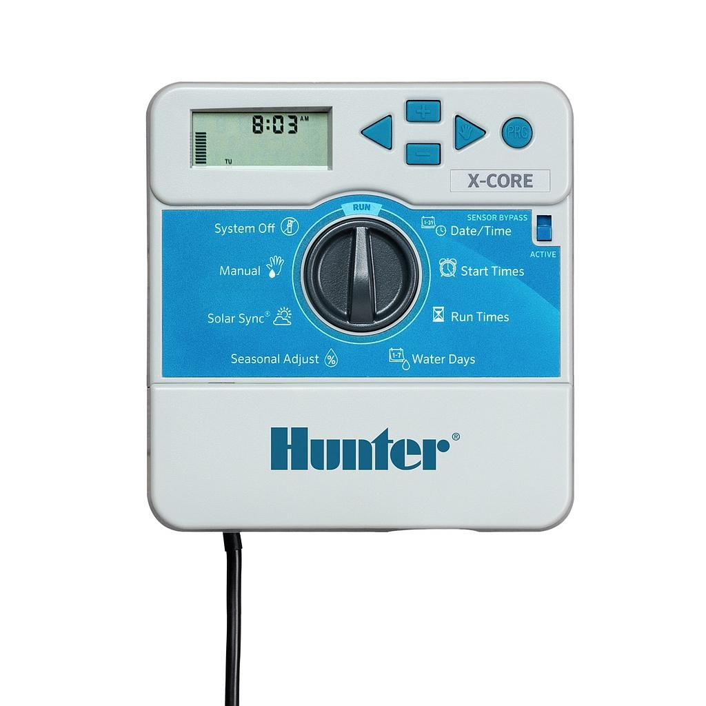 Hunter X-Core 8 Station Indoor Controller