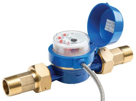 Hydrawise HC-075 20mm Flow Meter 0.83-60l/m