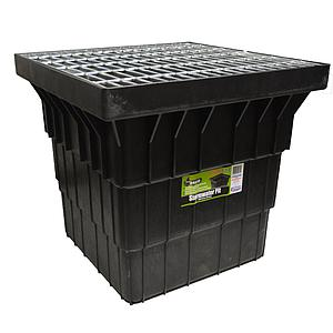 Poly Sump 450 x 450 x D450mm W/- LD Grate