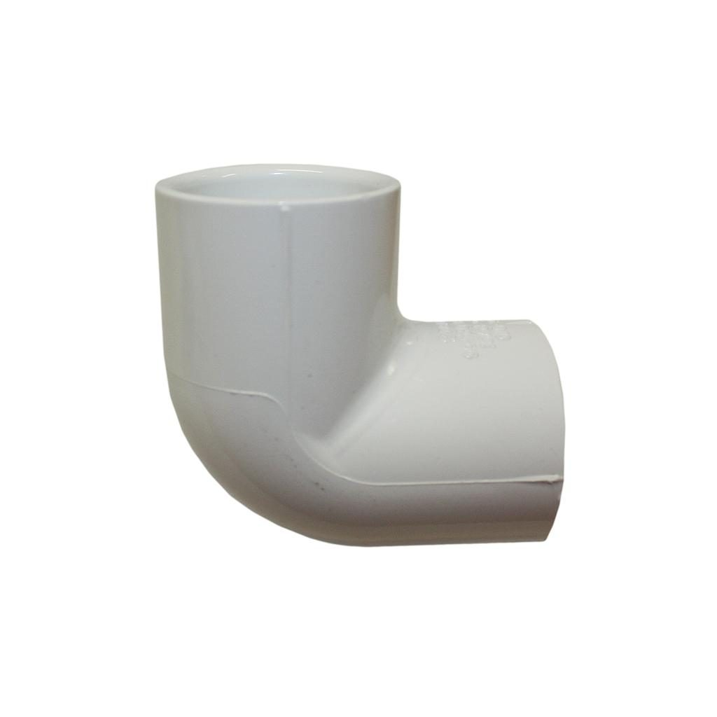 PVC Elbow 90D 40mm
