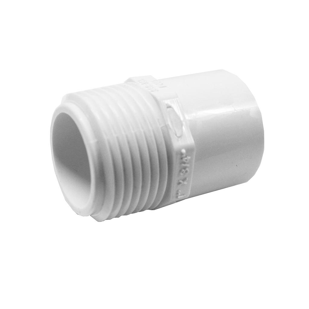PVC Valve Socket 20mm x 25mm BSP