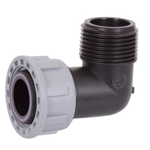 Manifold Tavlit 25mm Swivel Elbow x MF